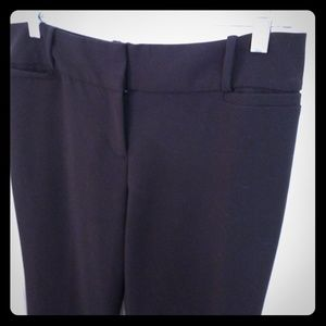 LTD (Limited) Black Dress Pants